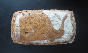 Wholemeal Multigrain Bread Loaf
