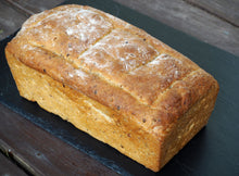 Load image into Gallery viewer, Wholemeal Multigrain Bread Loaf