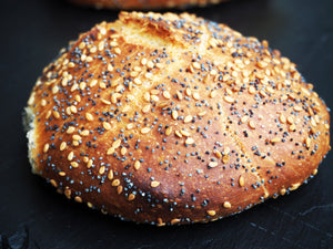 Poppy & Sesame Seed Roll