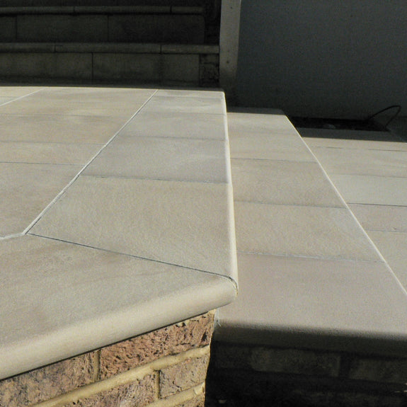 Sawn Brown Sandstone