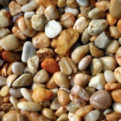 Apricot Pebbles 8-16mm Bulk Bag