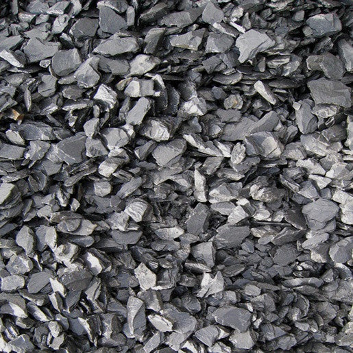 Black Slate Scree Bulk Bag
