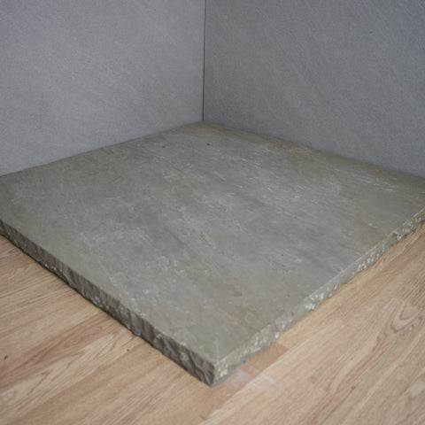 Grey Sandstone Hearth 1000x1000x40mm
