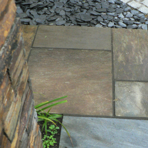 Rustic Slate Sample