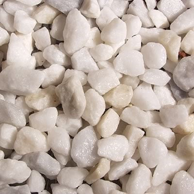 Polar White 8-11mm Bulk Bag