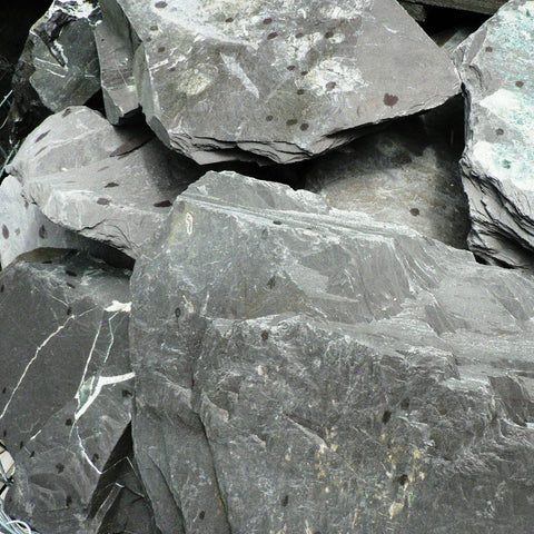 Welsh Slate Rockery