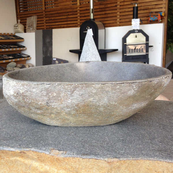 Indonesian Stone Bowls