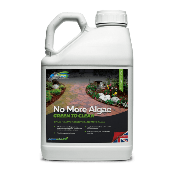 Universeal No More Algae | Green to Clean