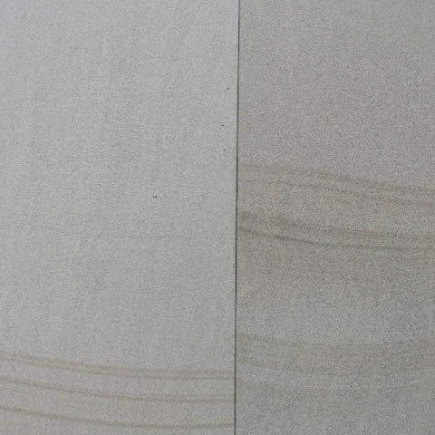 Sawn Buff Sandstone Sample