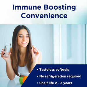 Liposomal Vitamin C 1000mg. 70-Day Supply, 210 Softgel Capsules. Corn-Free, Soy-Free, Non GMO.