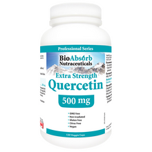 Load image into Gallery viewer, Quercetin Extra Strength (500 mg)
