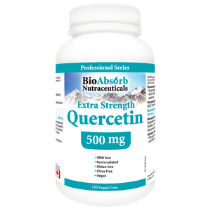 Quercetin Extra Strength (500 mg)