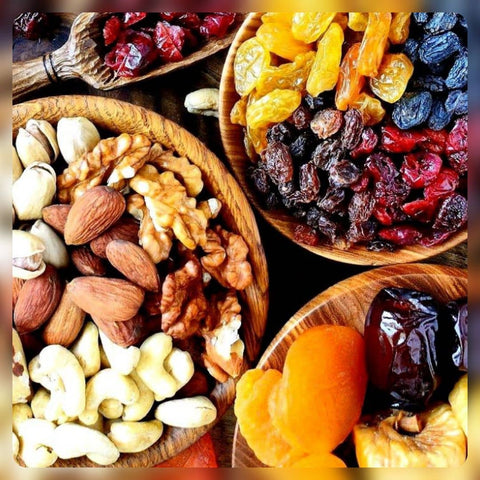 Nuts & Dried Fruits
