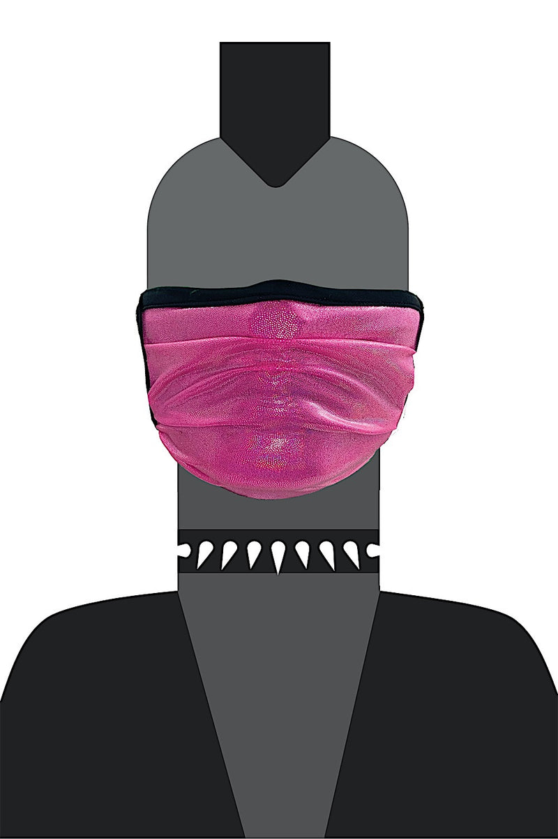 Flamingo Pink Mask Featured Image