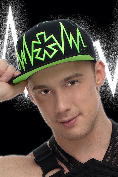 EXCLUSIVE EKG HAT UV GREEN Featured Image