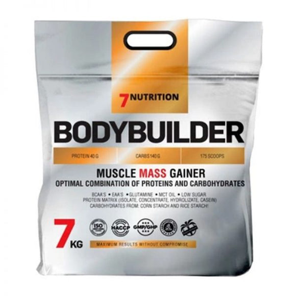 7 Nutrition Bodybuilder Muscle Mass Gainer