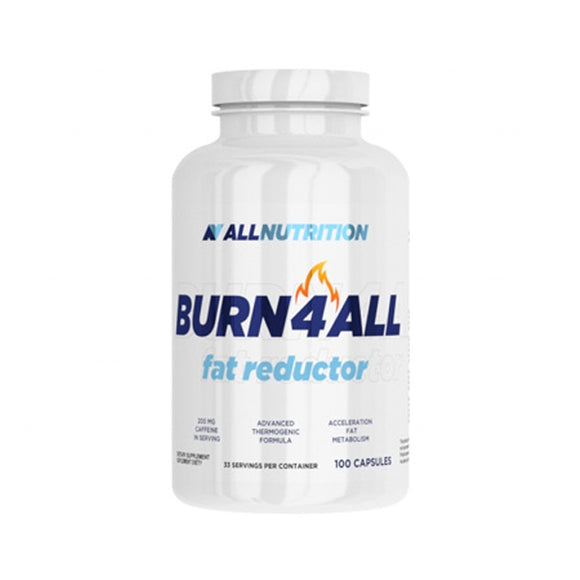 All Nutrition Fat Burner Burn4All