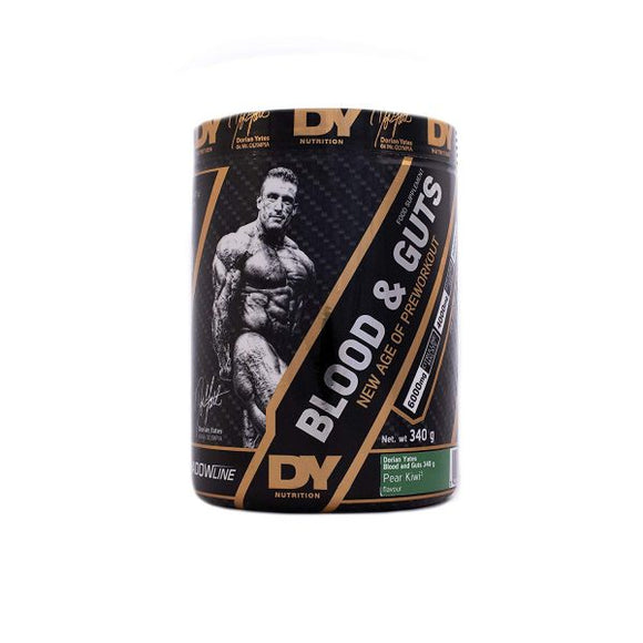Dorian Yates Shadow Line Blood & Guts
