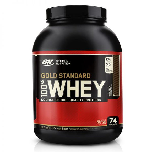 Optimum Nutrition Gold Standard Whey Gold