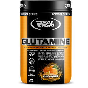 Real Pharm Glutamine