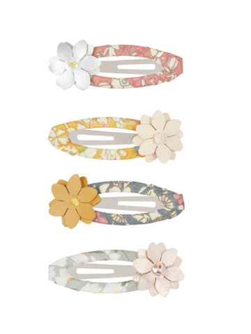 hairclips FLOWERS