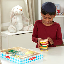Load image into Gallery viewer, Melissa and Doug Sandwich Making Set