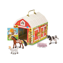 Load image into Gallery viewer, Melissa and Doug Latches Barn