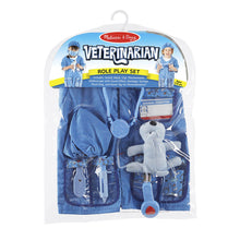 Load image into Gallery viewer, Melissa and Doug Vet Role Play Costume Set