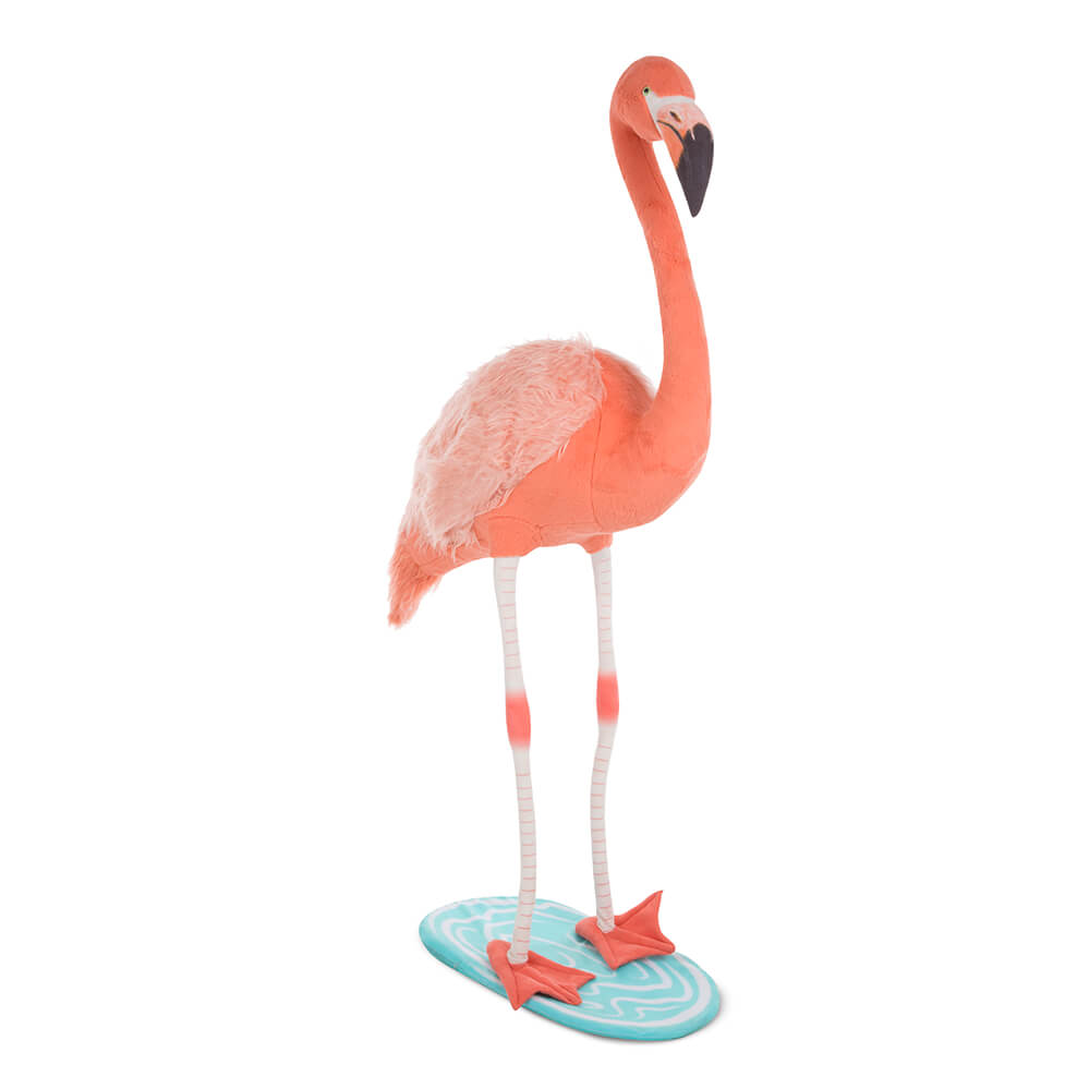 Melissa and Doug Flamingo Plush MOQ2