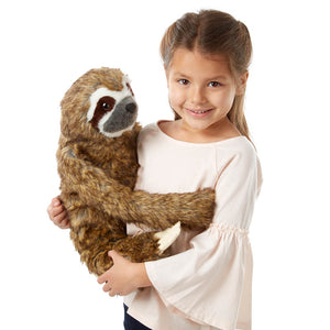 Melissa and Doug Sloth Plush