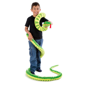 Melissa and Doug Snake Plush