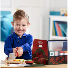 Load image into Gallery viewer, Melissa and Doug Roll, Wrap and Slice Sushi Counter