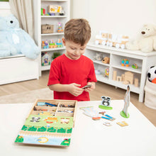 Load image into Gallery viewer, Melissa and Doug Occupations Magnetic Dressup