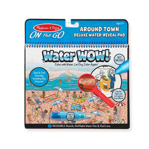Melissa and Doug Water Wow Around the Town MOQ2