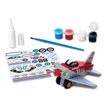 Load image into Gallery viewer, Melissa and Doug Plane DYO