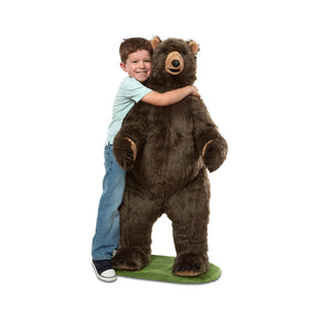 Melissa and Doug Grizzly Bear