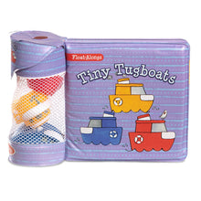Load image into Gallery viewer, Melissa and Doug Float Alongs Tiny Tugboats