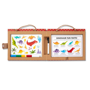 Melissa and Doug Play-Draw-Create Dinosaurs