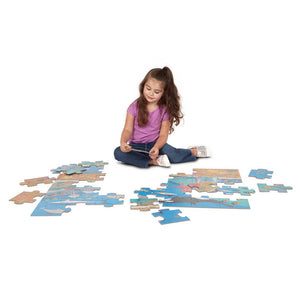 Melissa and Doug Under the Sea Giant Floor Puzzle