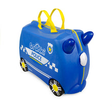 Load image into Gallery viewer, Trunki Case Percy Police Car