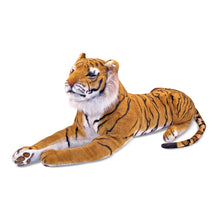 Load image into Gallery viewer, Melissa and Doug Tiger Plush