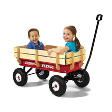Load image into Gallery viewer, All Terrain Steel & Wood Wagon