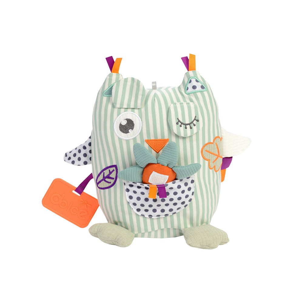 Dolce Primo Activity Owl - STEM Authenticated