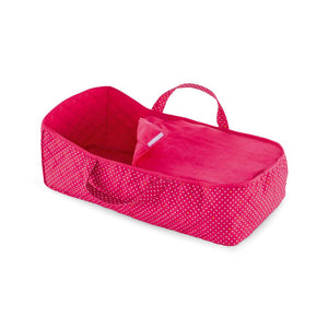 Corolle Carry Bed Red 36cm