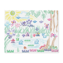 Load image into Gallery viewer, Melissa and Doug Stamp-a-Scene Fairy Garden
