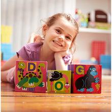 Load image into Gallery viewer, Melissa and Doug Alphabet Nesting & Stacking Blocks