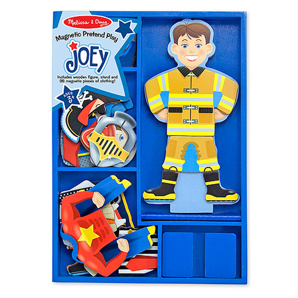 Melissa and Doug Joey Magnetic Dressup