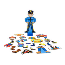Load image into Gallery viewer, Melissa and Doug Joey Magnetic Dressup
