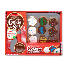 Load image into Gallery viewer, Melissa and Doug Slice & Bake Cookie Set
