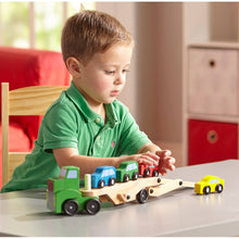 Load image into Gallery viewer, Melissa and Doug Car Carrier